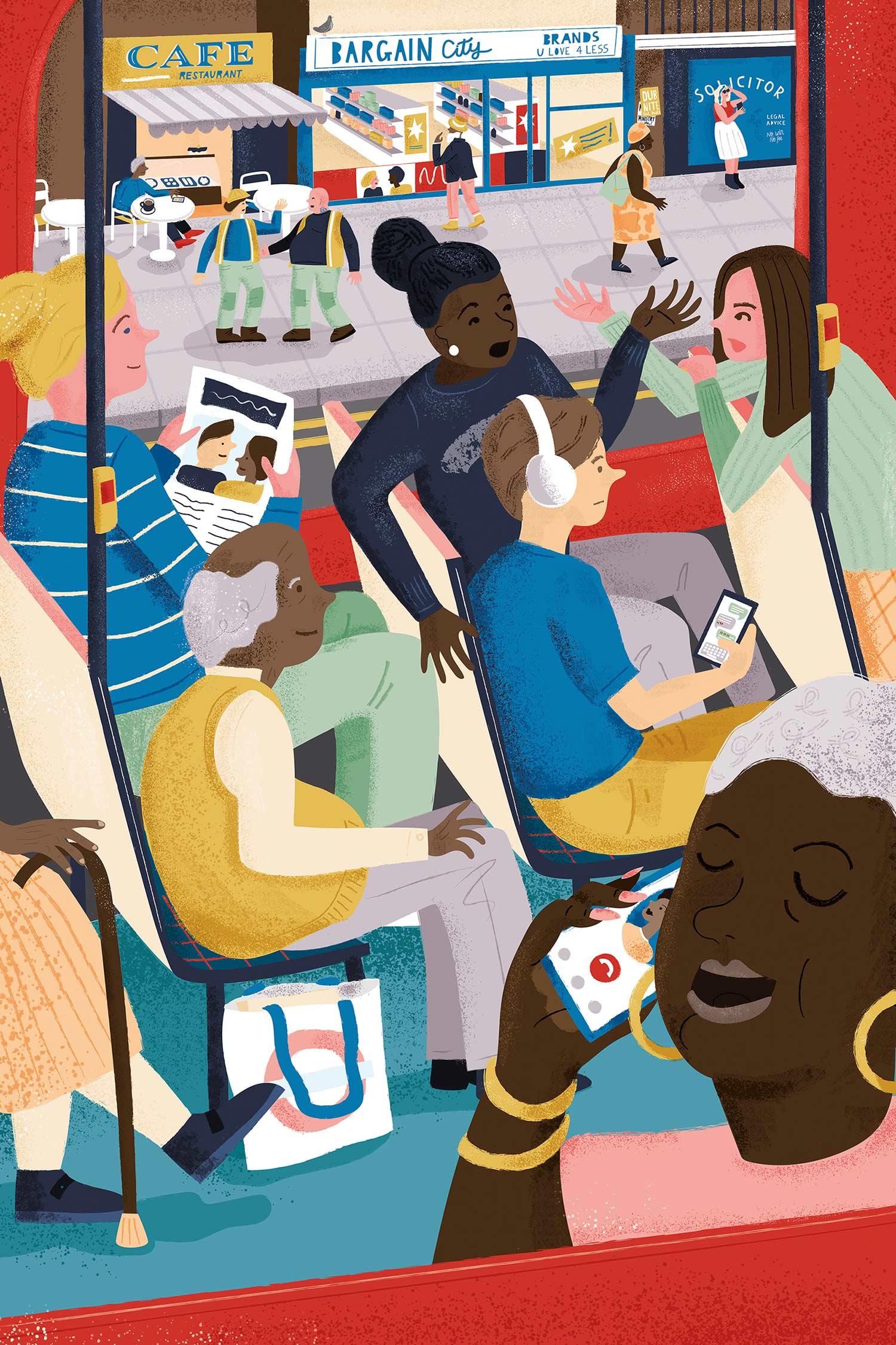 Shortlisted for Prize for Illustration 2019 portfolio cover image