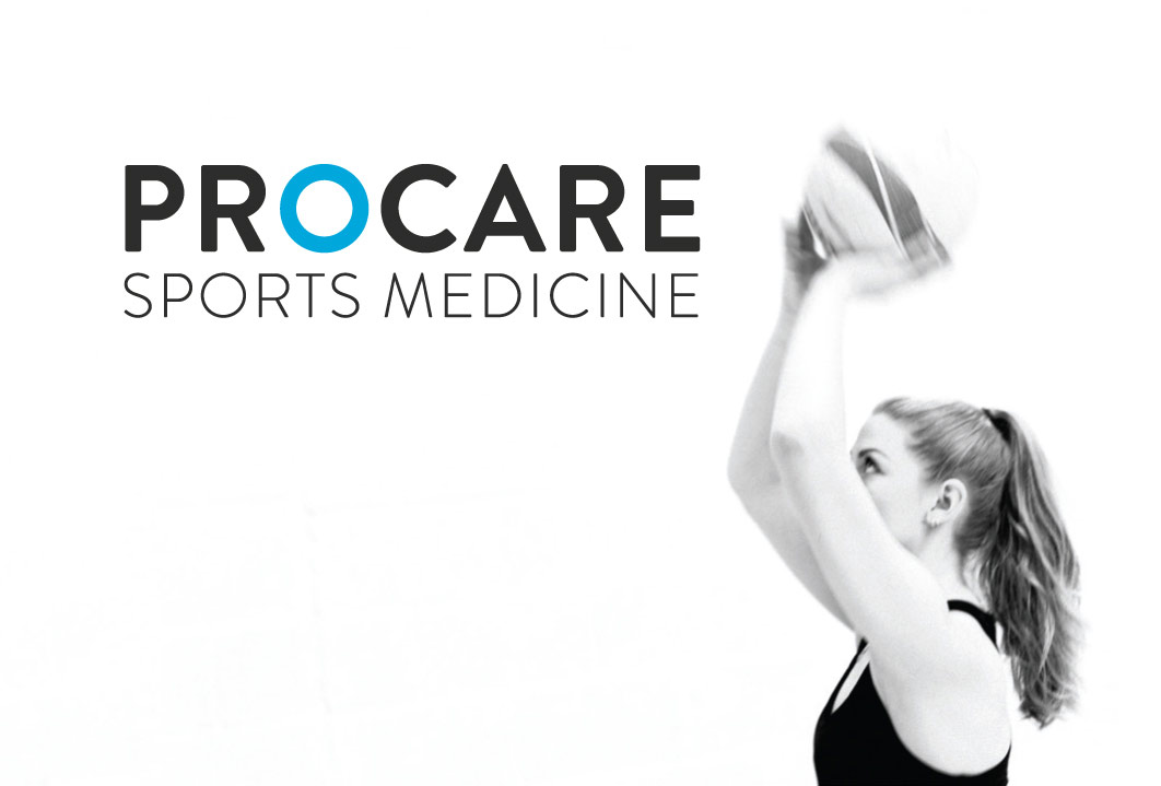 Business Card Design for Procare Sports Medicine by Foxcub Studio